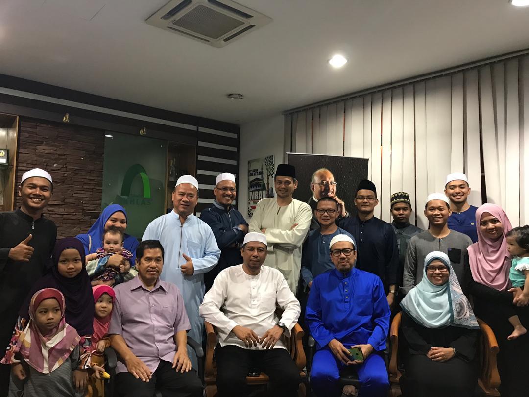 Kunjungan Mahabbah ke DPIM Melaka 1