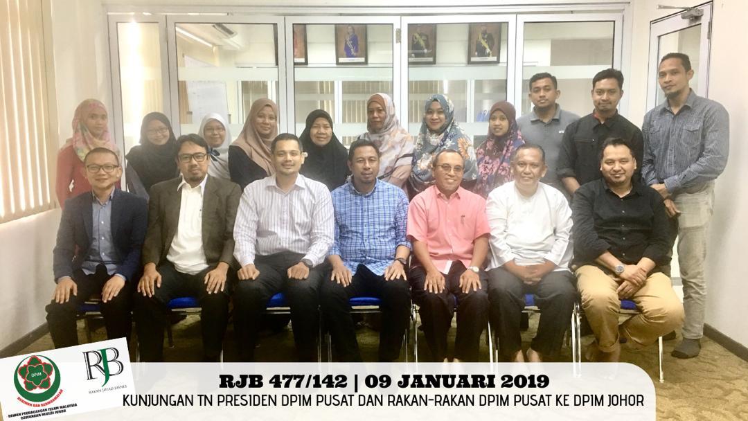 Kunjungan Mahabbah ke DPIM Johor 4