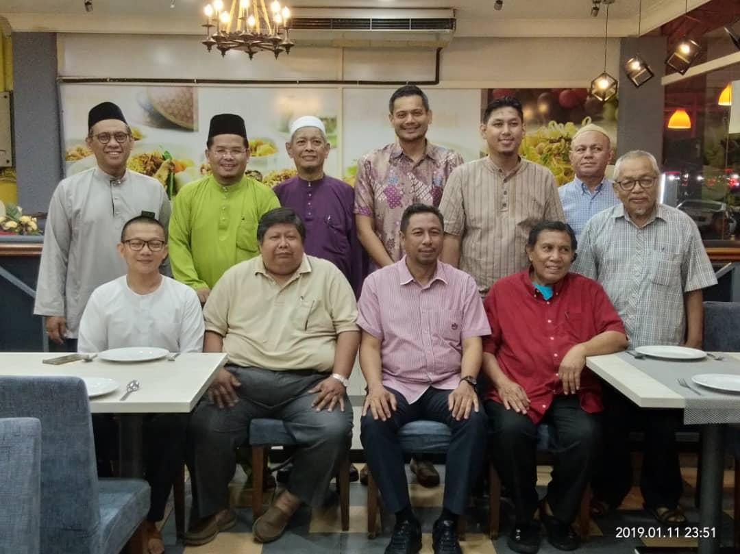 Kunjungan Mahabbah ke DPIM Selangor 2