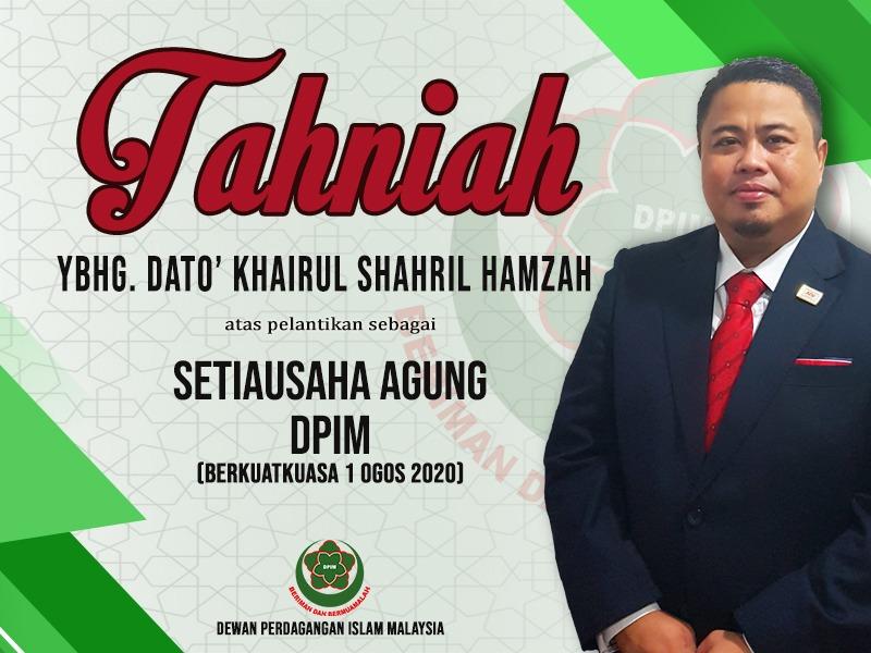 Setiausaha Agung Baharu DPIM 8