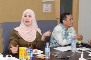 DPIM Selangor : Pertemuan bersama Ikatan Saudagar Muslim Se-Indonesia (ISMI) 4