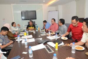DPIM Selangor : Pertemuan bersama Ikatan Saudagar Muslim Se-Indonesia (ISMI) 8
