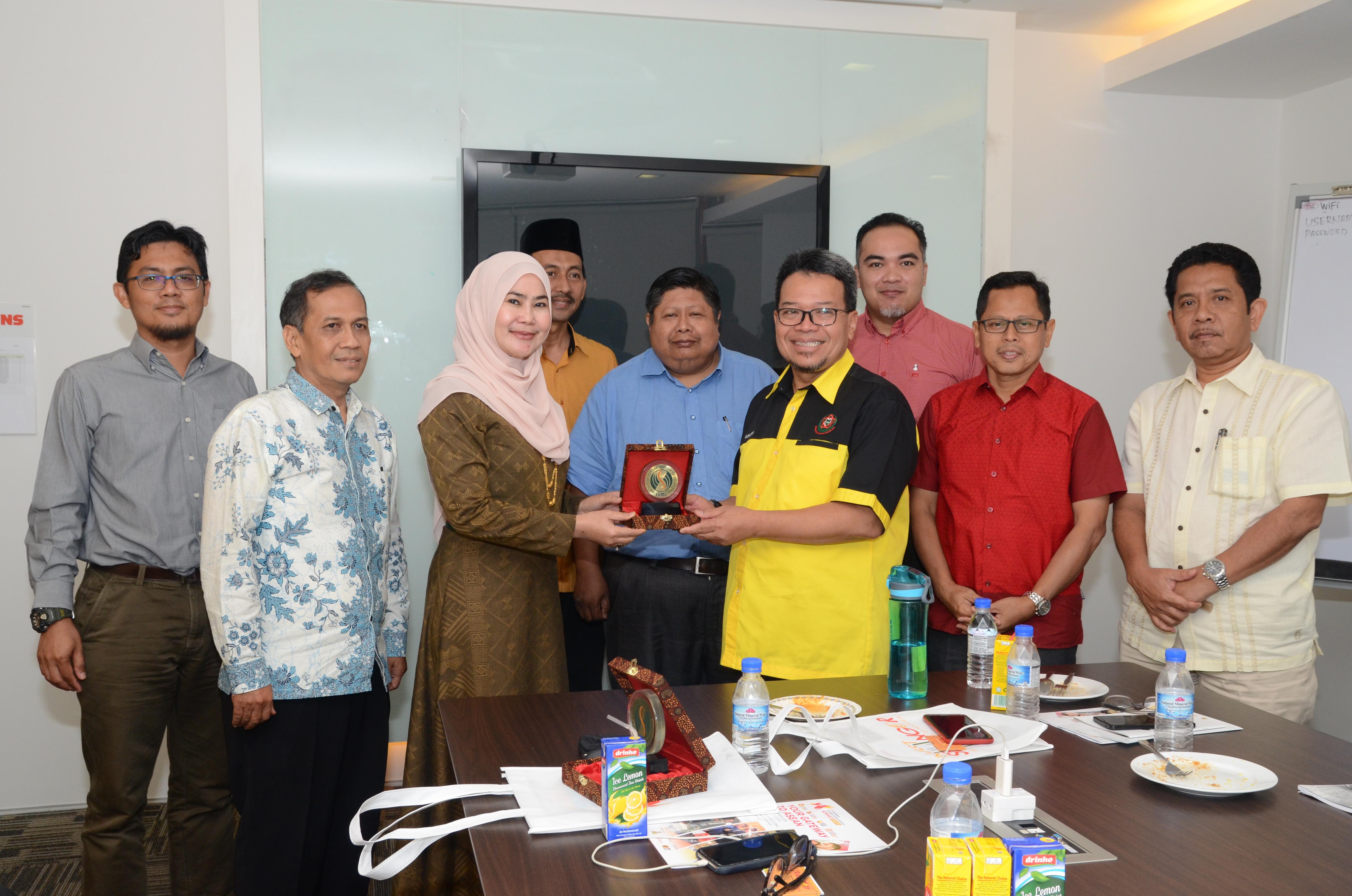 DPIM Selangor : Pertemuan bersama Ikatan Saudagar Muslim Se-Indonesia (ISMI) 31
