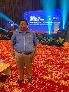 DPIM Selangor : Pelancaran Selangor Business Hub 1