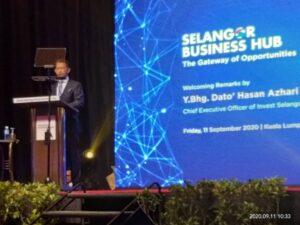 DPIM Selangor : Pelancaran Selangor Business Hub 3