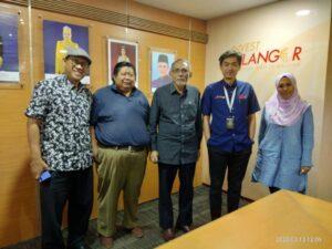 DPIM Selangor : Mesyuarat Selangor International Business Summit 2020 1