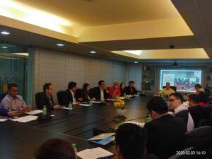 DPIM Selangor : Mesyuarat Selangor International Business Summit 2020 3