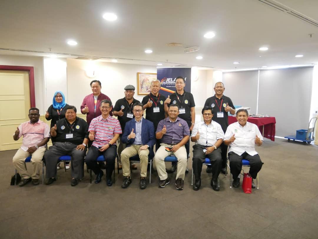 DPIM Selangor : Program Jelajah Usahawan Digital 2020 1