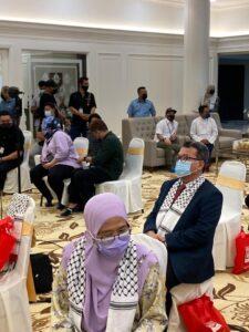 DPIM Selangor : Bersama Majlis Pelancaran Kempen Tabung Kemanusiaan Selangor Prihatin 1