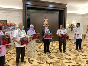 DPIM Selangor : Bersama Majlis Pelancaran Kempen Tabung Kemanusiaan Selangor Prihatin 3