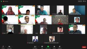 DPIM Selangor : Mesyuarat Ahli Jawatankuasa Bil 1/2021 (2021 - 2024) 1