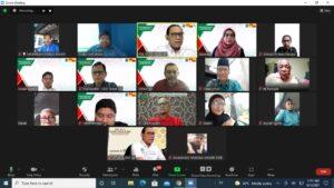 DPIM Selangor : Mesyuarat Ahli Jawatankuasa Bil 1/2021 (2021 - 2024) 2
