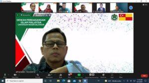 DPIM Selangor : Mesyuarat Ahli Jawatankuasa Bil 1/2021 (2021 - 2024) 8