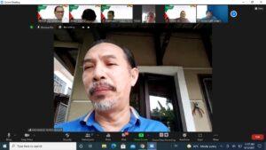 DPIM Selangor : Mesyuarat Ahli Jawatankuasa Bil 1/2021 (2021 - 2024) 9