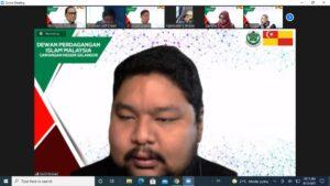 DPIM Selangor : Mesyuarat Ahli Jawatankuasa Bil 1/2021 (2021 - 2024) 7
