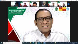 DPIM Selangor : Mesyuarat Ahli Jawatankuasa Bil 1/2021 (2021 - 2024) 3
