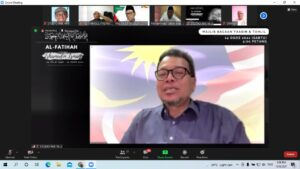 DPIM Selangor : Majlis Tahlil Mantan Pengerusi Tetap DPIM Selangor 11