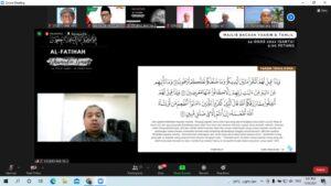 DPIM Selangor : Majlis Tahlil Mantan Pengerusi Tetap DPIM Selangor 4