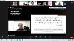 DPIM Selangor : Majlis Tahlil Mantan Pengerusi Tetap DPIM Selangor 2