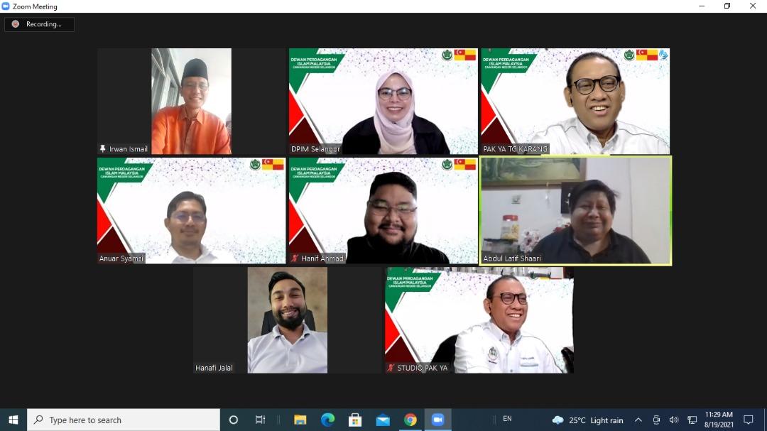 DPIM Selangor : Mesyuarat Jawatankuasa Pengurusan Bil 1/2021 19