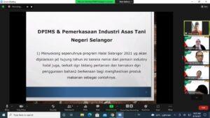DPIM Selangor : Mesyuarat Jawatankuasa Pengurusan Bil 1/2021 7