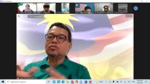DPIM Selangor : Mesyuarat Jawatankuasa Pengurusan Bil 3/2021 6