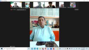 DPIM Selangor : Mesyuarat Jawatankuasa Pengurusan Bil 3/2021 8