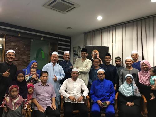 Kunjungan Mahabbah ke DPIM Melaka