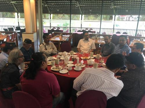 Kunjungan Mahabbah ke DPIM Negeri 9