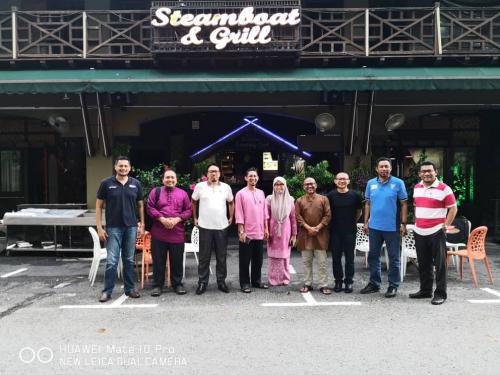 Kunjungan Mahabbah ke DPIM Perak