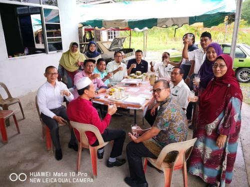 Kunjungan Mahabbah ke DPIM Perlis
