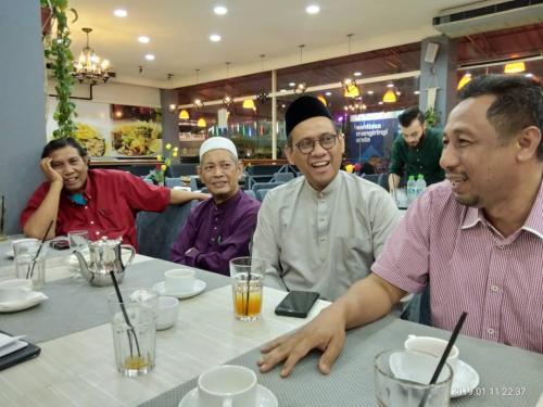 Kunjungan Mahabbah ke DPIM Selangor