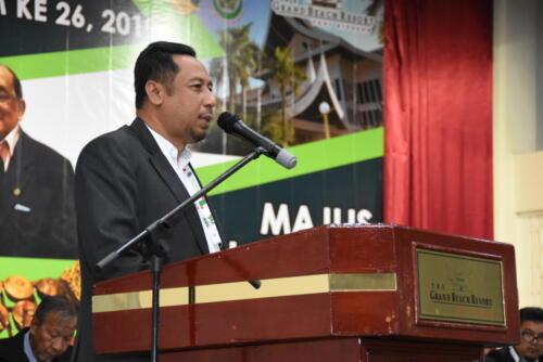 Mesyuarat Agung Tahunan DPIM ke - 26