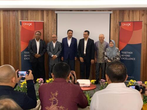 Kunjungan Gabenor Nusa Tenggara Barat ke DPIM